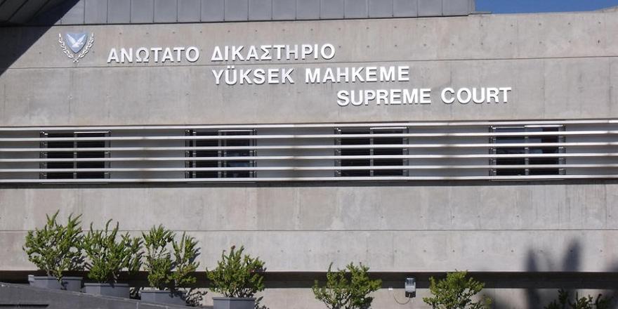 Kıbrıslı Türk'ün başvurusu reddedildi