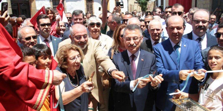 """Türkeş'in evi """"müze"""" oldu"""