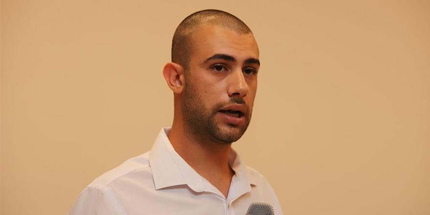 CTP Gençlik Örgütü'nde yeni başkan Doğukan Akdeniz