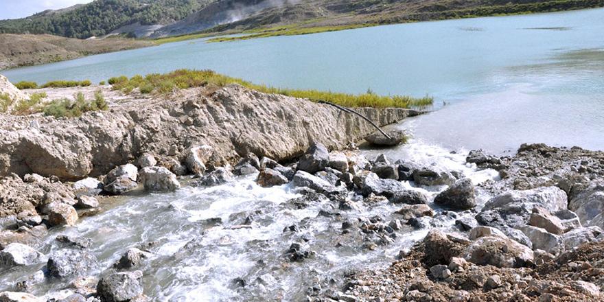 Geçitköy Barajı'nda arıza giderildi
