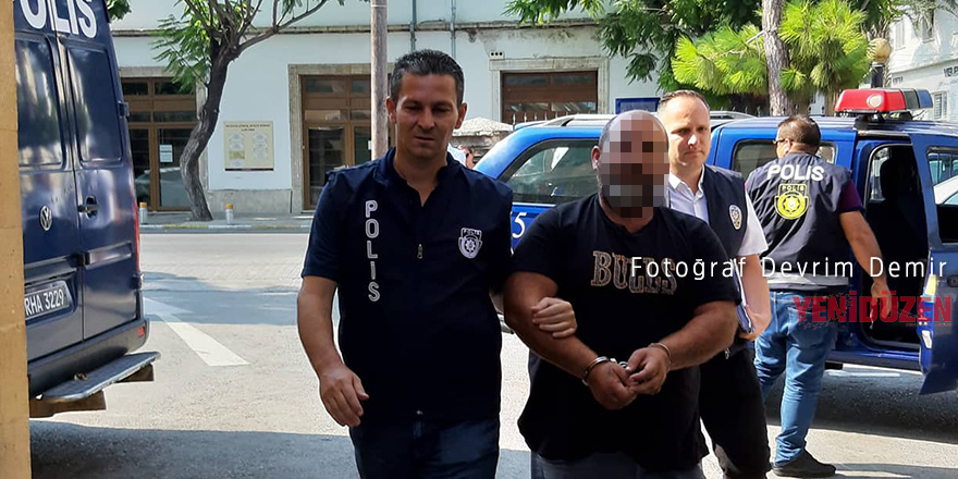 Rapor Türkiye'den 6 ay sonra geldi, tutuklandı