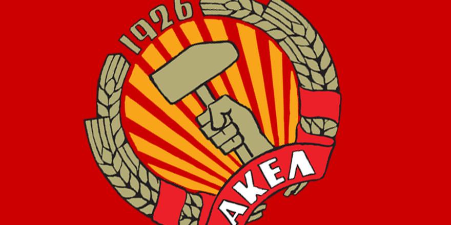 AKEL: Tatar'ın seçilmesi olumsuz bir gelişme