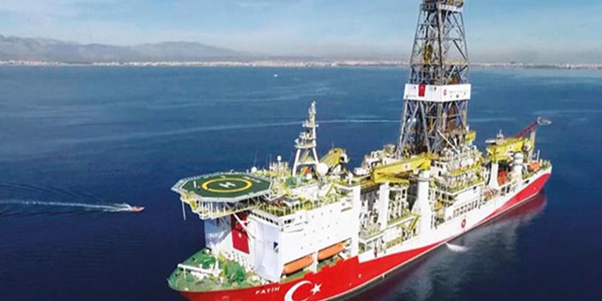 'Yavuz' sondaj gemisi ilk etap çalışmalarını tamamladı