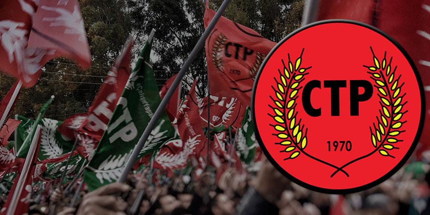"""""""CTP Kıbrıs Türk halkının güvencesi olmaya devam edecek"""""""