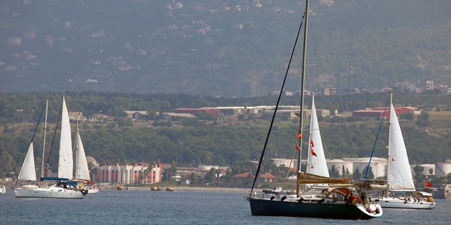 41 yatla Hatay'dan  Kıbrıs'a gelecekler
