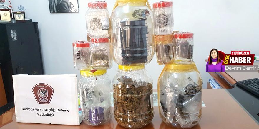 Uyuşturucuda 'liman kenti' faktörü:  8 ayda 70 tutuklu,  28 kilo uyuşturucu