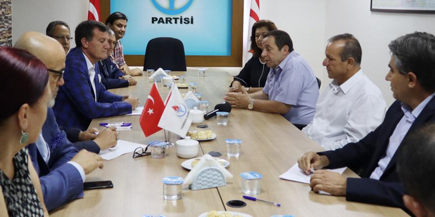 DP ve YDP'den mecliste güç birliği