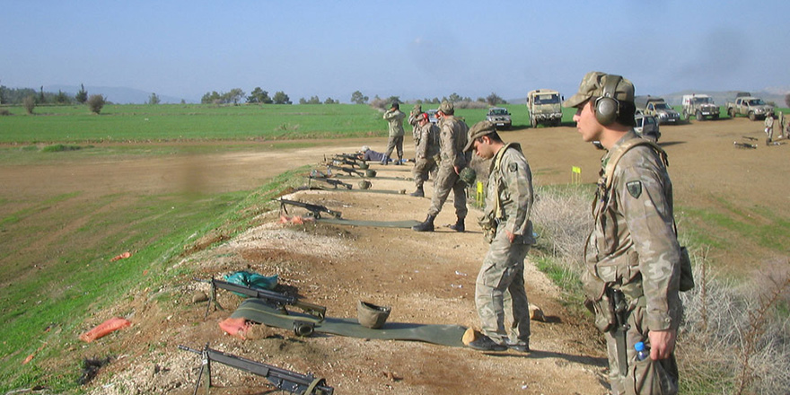 Güney'de 400'den fazla asker karantinada