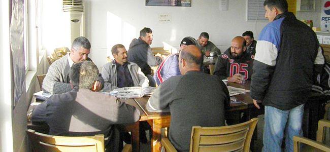 YKP belediye çalışanlarını ziyaret etti