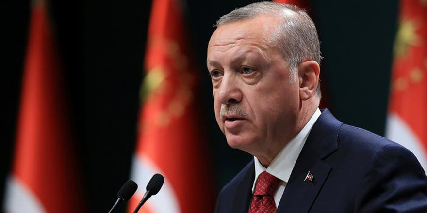 """""""Kıbrıs Türklerine yönelik çabalarımızı kararlılıkla sürdüreceğiz"""""""