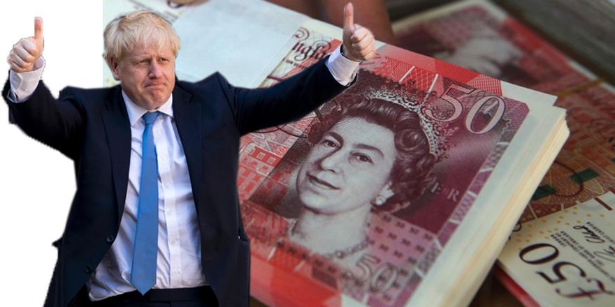 Seçimin ardından İngiliz sterlini değer kazanıyor
