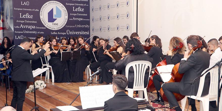 Genç Yetenekler Production'dan 2019'un son konseri LAÜ'de