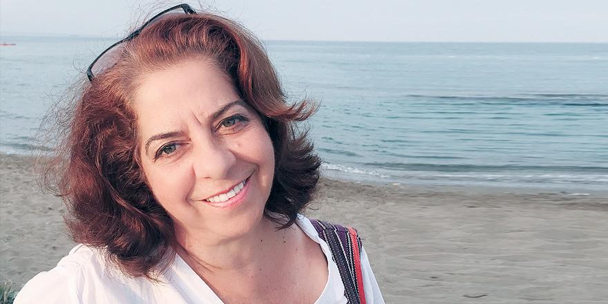 Ayşen Dağlı:  Tango öğrenmek istiyorum