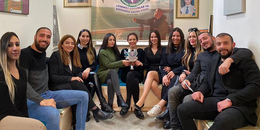 Konserden elde edilen gelir Kemal Saraçoğlu Vakfı'na bağışlandı