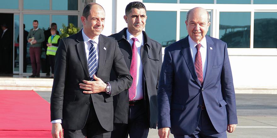 Tatar ve Özersay İstanbul'a uçtu