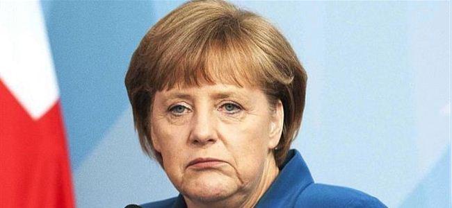 Merkel Güney Kıbrısın kararından dolayı üzgün