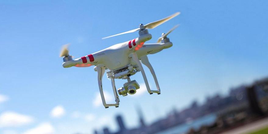 Güney Kıbrıs'ta Tapu Dairesi kadastro çalışmalarını dronelarla yapıyor