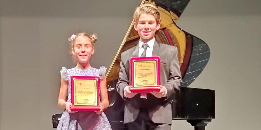 Klasik Müzik Şenliği'nden 2 ödül