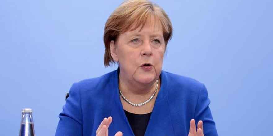 Almanya Başbakanı Merkel karantinada