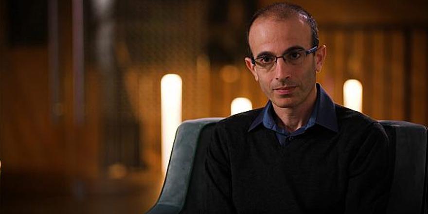 """Yuval Noah Harari: """"Coronavirüs sağlık krizinden ziyade siyasi bir kriz"""""""