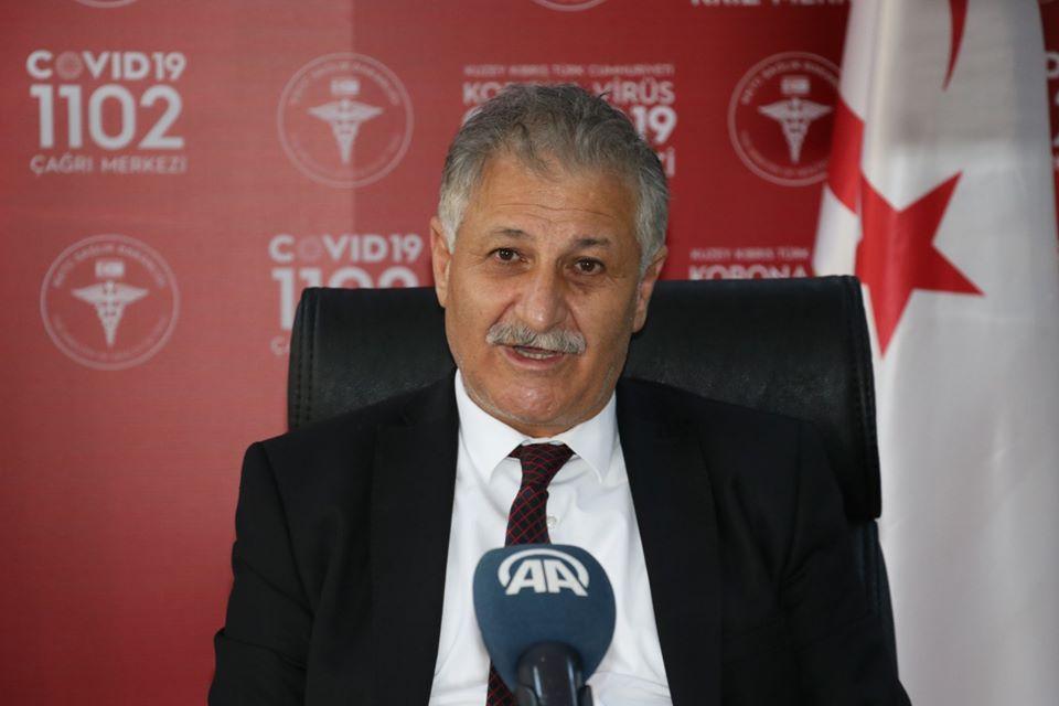"""Sağlık Bakanı Ali Pilli:  """"Toplum işin ciddiyetini hala anlamadı"""""""