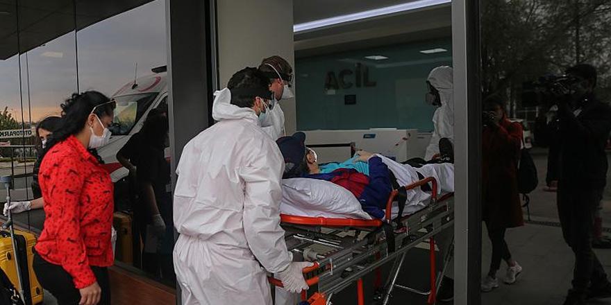 Türkiye'de 6.514 yeni 'hasta', 188 can kaybı