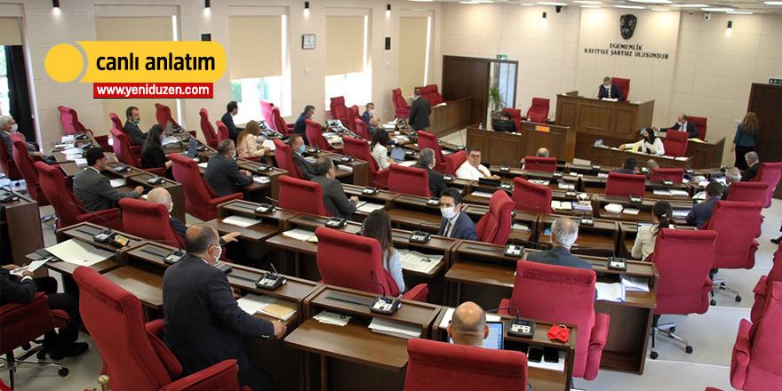 Meclis'te 'Protokol' gündemi