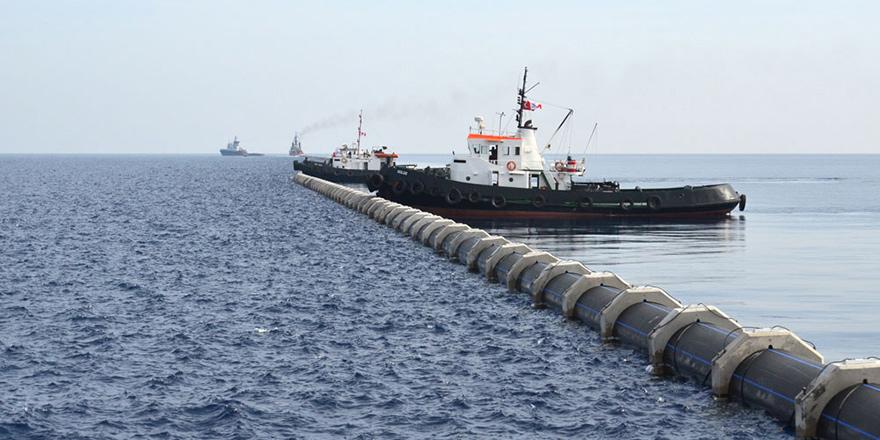 Patlayan borular için 35 Milyon TL