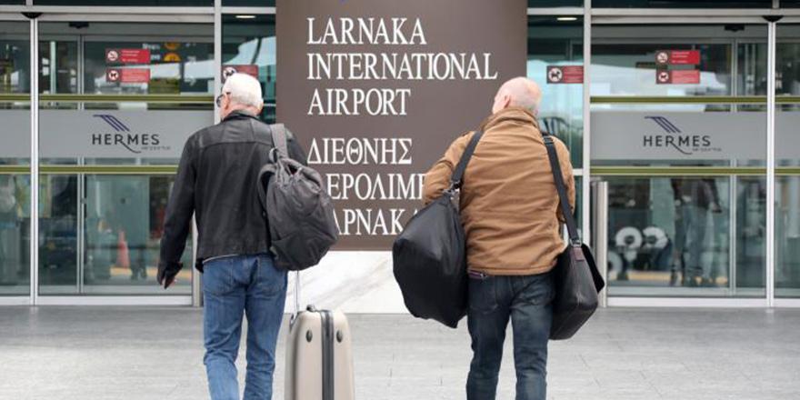 Güneyde yurtdışı seyahatleri % 80,3 azaldı