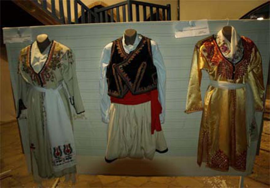 Kıbrıs folklorik kıyafetlerinin envanteri çıkarılıyor