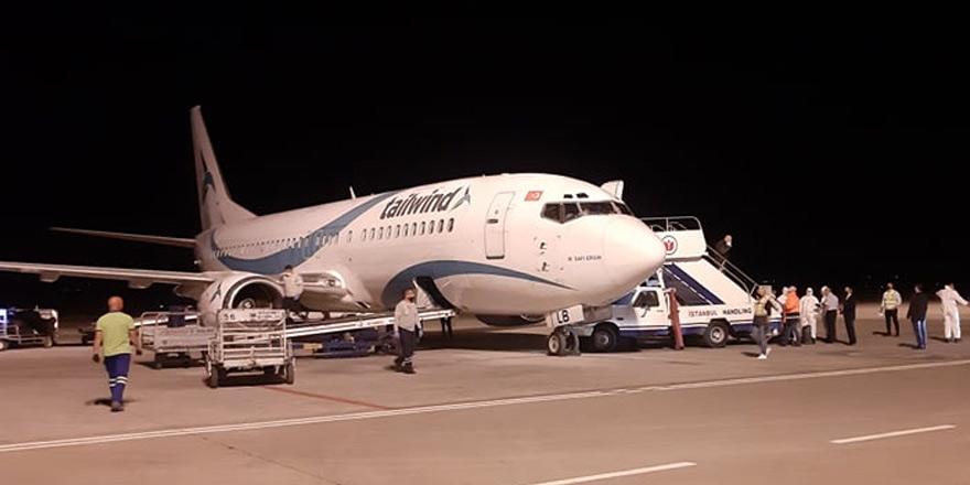 Azami 200 yolcuyla günde 4 uçuş