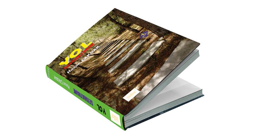 Hasan Çakmak'ın 'Yol' kitabına 4. baskı