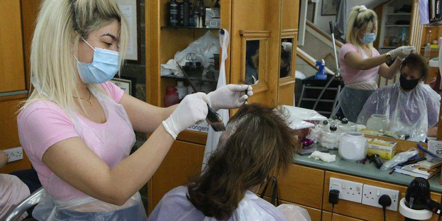 Güzellik ve saç hizmetleri taahhütname ile hizmete başlıyor