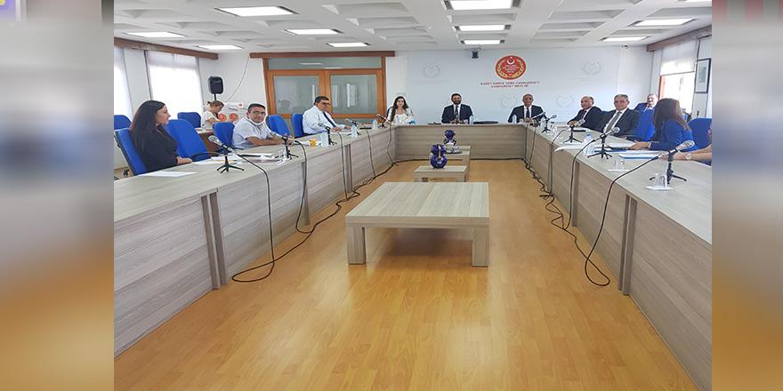 Komite toplandı BRTK konuşuldu
