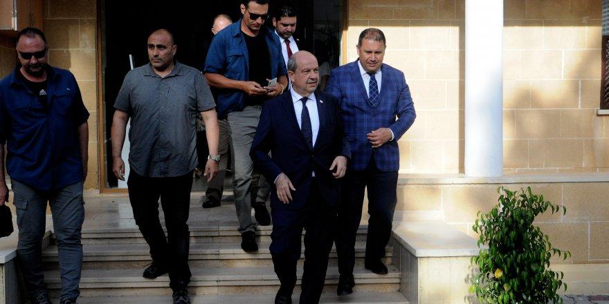 UBP Parti Meclisi toplantısı sona erdi
