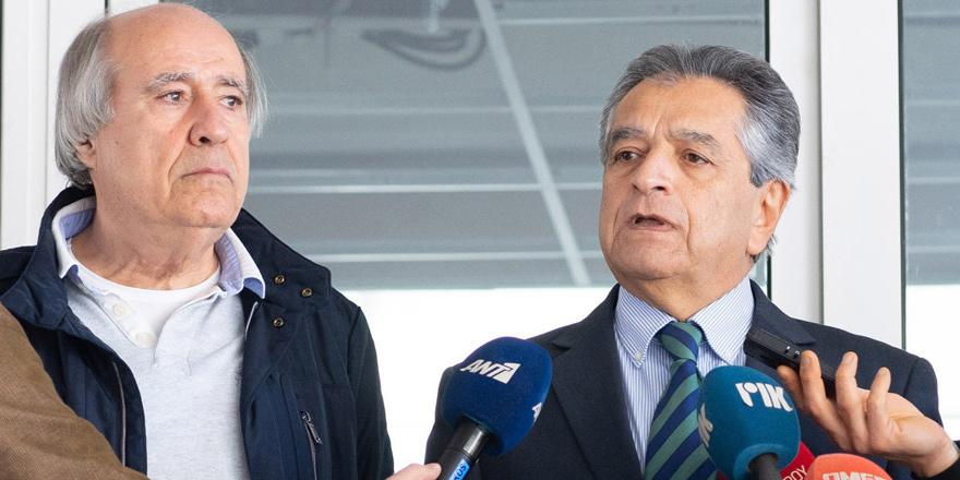Başsavcı Kostas Kliridis istifa etti