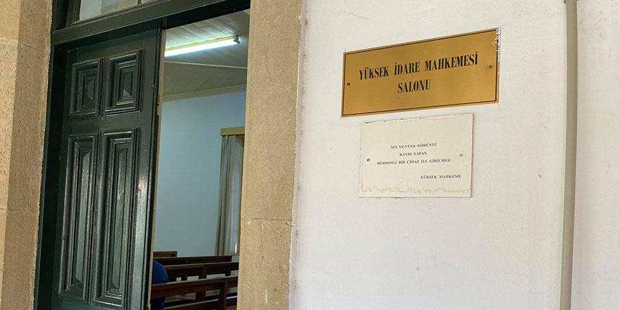 Sendikal Platform, Cumhurbaşkanı Tatar'ın aleyhine YİM'de dava açıyor