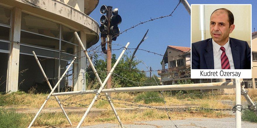 """""""MARAŞ'IN AÇILMASI PROJESİ BU DEĞİL"""""""