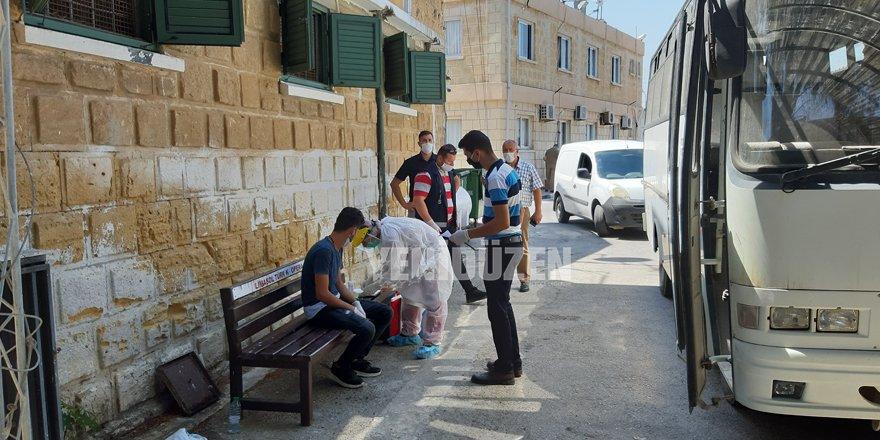 'Mültecilerin konaklayacağı misafirhaneler ayarlandı'