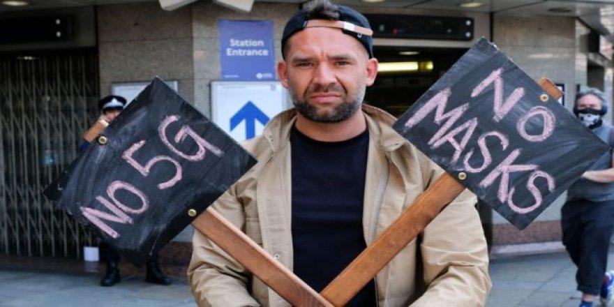 'Maske zorunluluğu insan hakları ihlali'