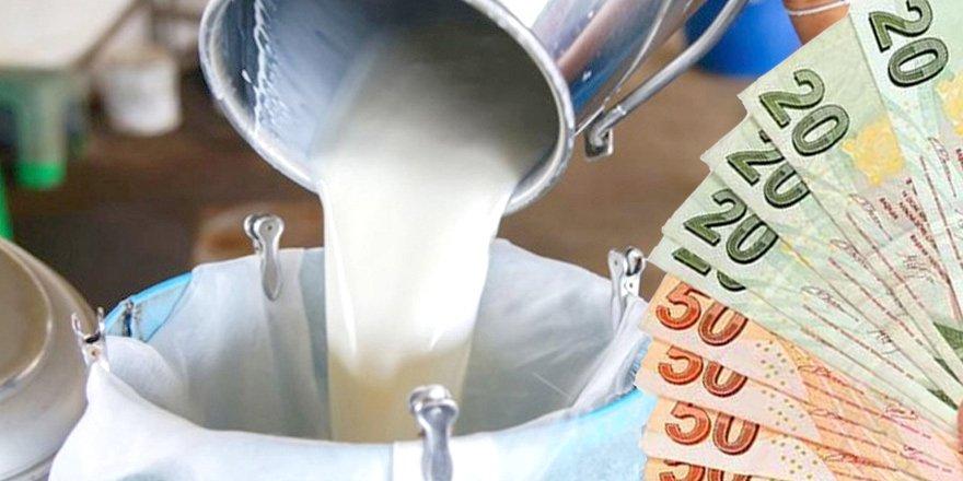 1-15 Ocak devresi çiğ süt bedelleri ödendi