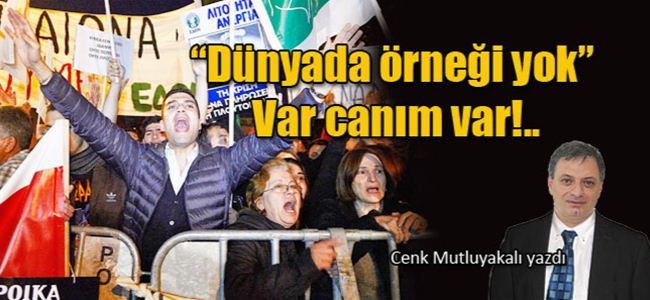 """Kıbrıslı Türkler'in """"Kıbrıs Liraları""""nı da böyle tıraşlamışlardı, 1975'te…"""