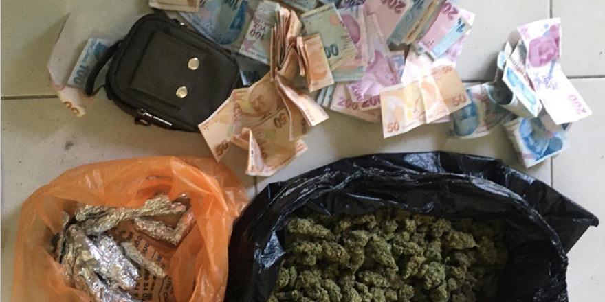 Uyuşturucudan 3 ayrı olay, 3 tutuklu
