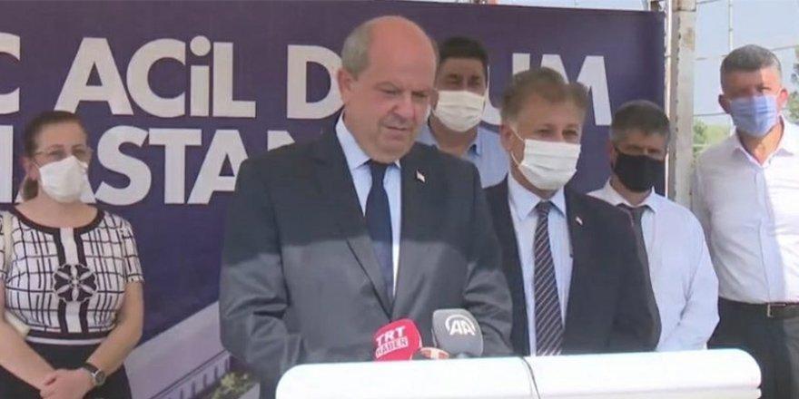 """Tatar: """"Hastane 100 yatak kapasitesine sahip olacaktır"""""""