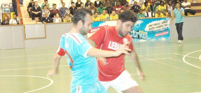 Futsalda sıra çeyrek finalde