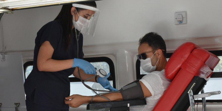 Kan stokları yeterli değil, destek şart