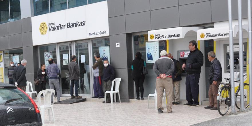Bankalar uyardı: Maskesiz gelmeyin