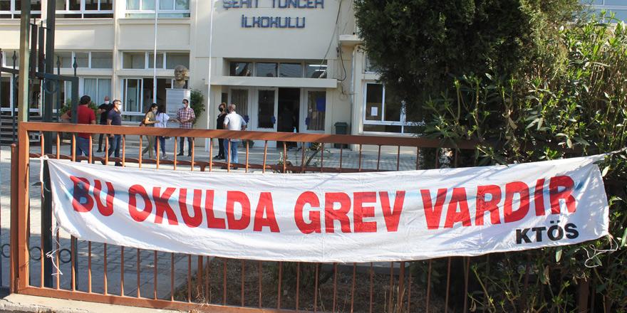 KTÖS, özel eğitim okullarında uyarı grevine devam edecek