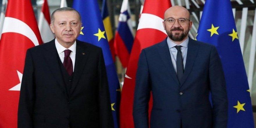 """""""Doğu Akdeniz'i görüştüler"""""""