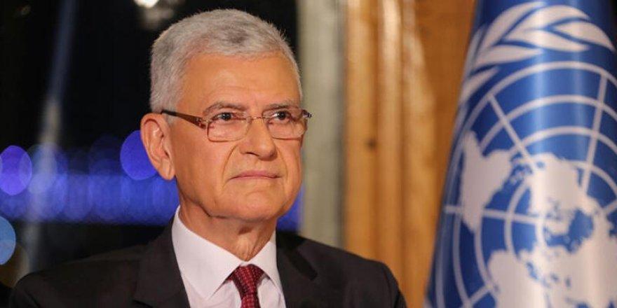 Bozkır'dan BM övgüsü: Birleştirici güç